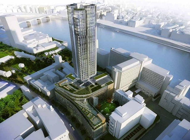 Southbank Tower To Grow Six Floors Taller Following Cash Injection