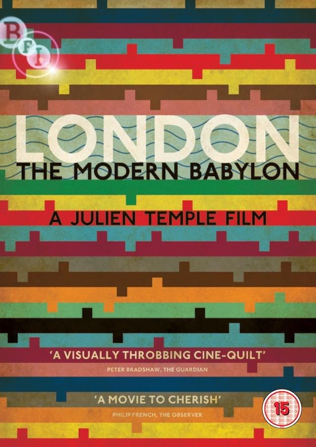 """Win """"London: The Modern Babylon"""" On DVD"""