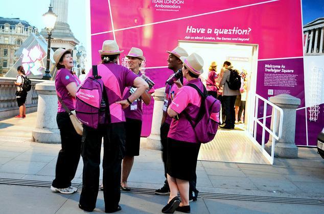 London's Volunteers: What Next?