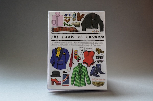 Fashion Map: The Look Of London