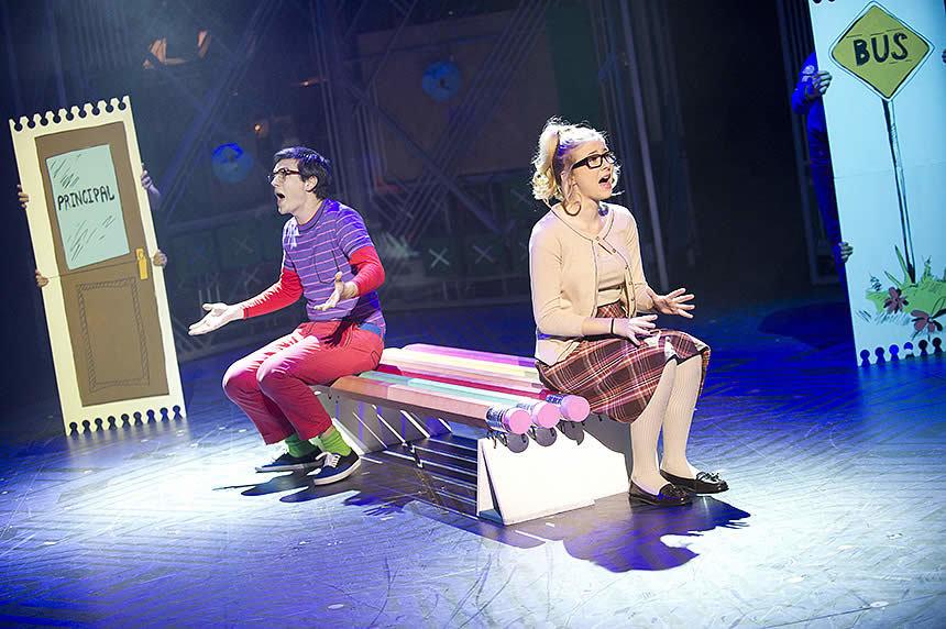 Theatre Review: Loserville @ Garrick Theatre