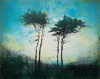 Multiplied: Elizabeth Magill, Blue Hold. Courtesy Manifold Editions