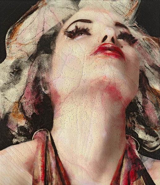Art Review: Lita Cabellut @ Opera Gallery