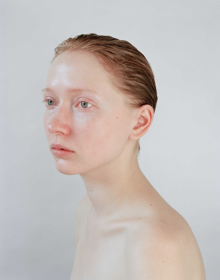 Olivia Poppy, Coles Portrait. Courtesy Saatchi Gallery