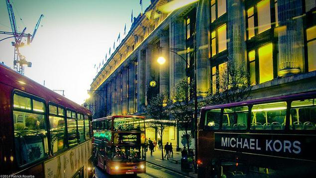 No Pedestrianisation For Oxford Street - Yet