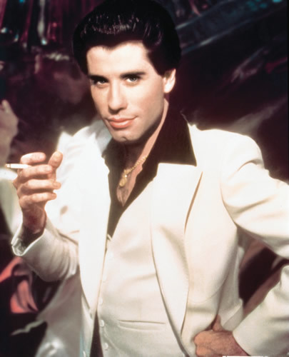 Saturday Night Fever. © 2012 by Paramount Pictures. All Rights Reserved