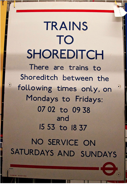 Shoreditch has come a long way