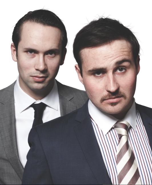 Comedy Review: Max & Ivan @ Soho Theatre
