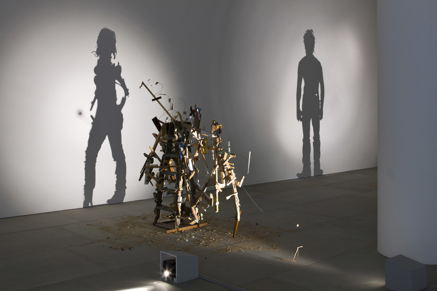 The Individual 2012. Image Courtesy of the Artist and Blain|Southern