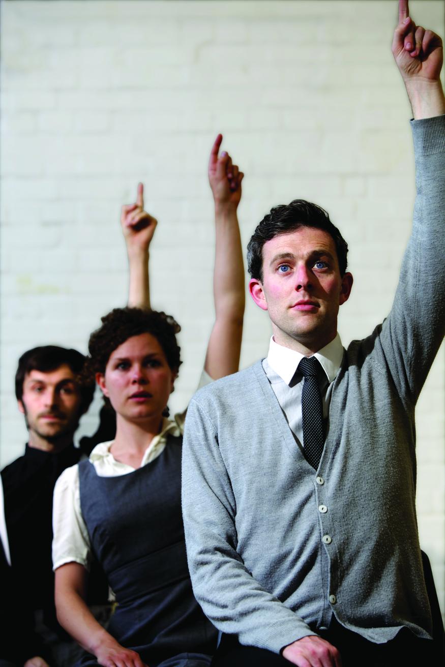 Theatre Preview: Ten Out Of Ten @ Ovalhouse Theatre, Kennington
