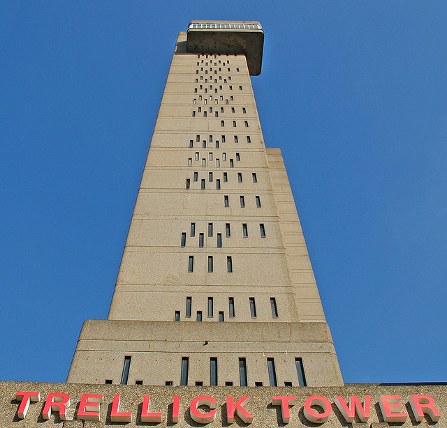 Trellick Tower by Dave Gorman