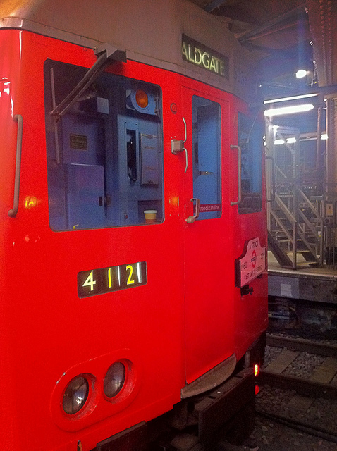Driverless Tube Trains Shelved For At Least Another Decade