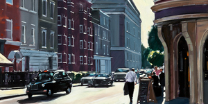 Art Preview: A View Of Marylebone @ Thompson's Gallery