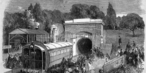 The Secret History Of London's Pneumatic Railways