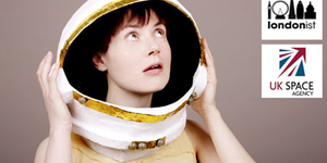 Helen Keen's Spacetacular! An Evening Of Comedy, Science And Tin Foil