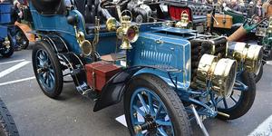 In Pictures: Regent Street Motor Show