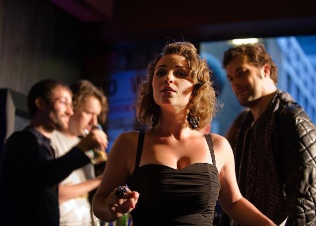'La Bohème' Bar Scene