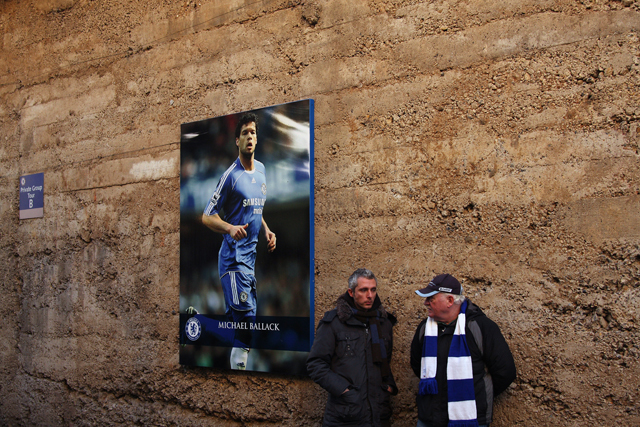 Chelsea Hall of Fame, Stamford Bridge
