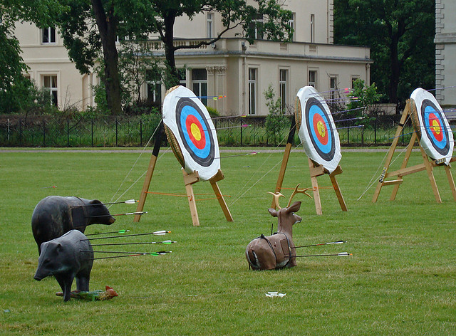 Where To Play Sport In London: Part A