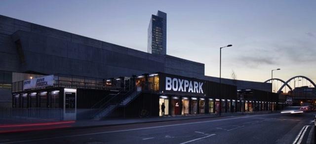 Win A Pop-Up Shop @Boxpark Shoreditch