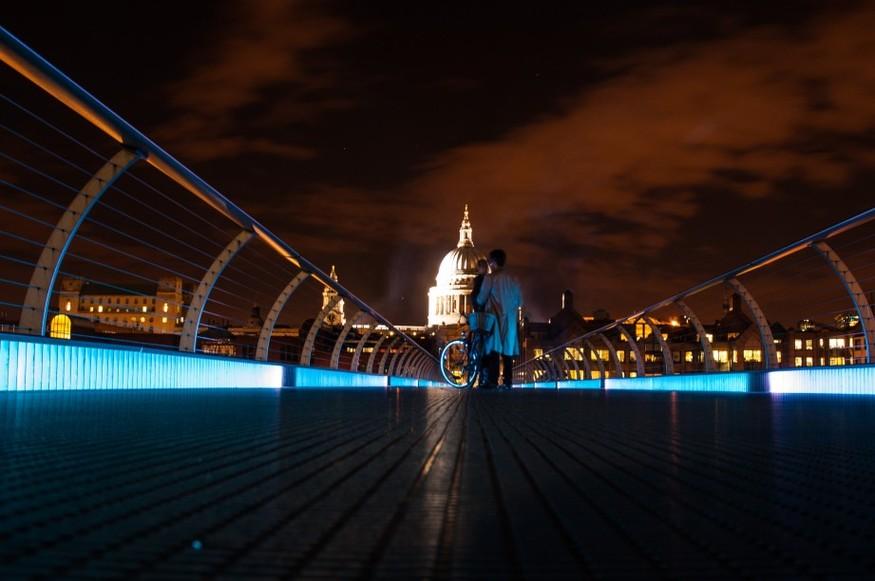 Daniele - Millenium Bridge Southwark