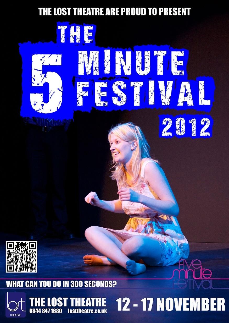 Theatre Preview: The Five Minute Festival @ The Lost Theatre