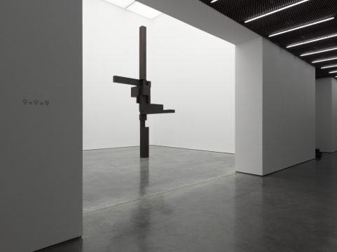 Antony Gormley, Mark. Image courtesy White Cube