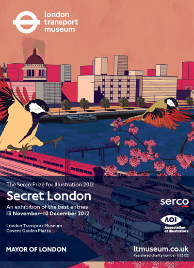 Secret London Season @ London Transport Museum