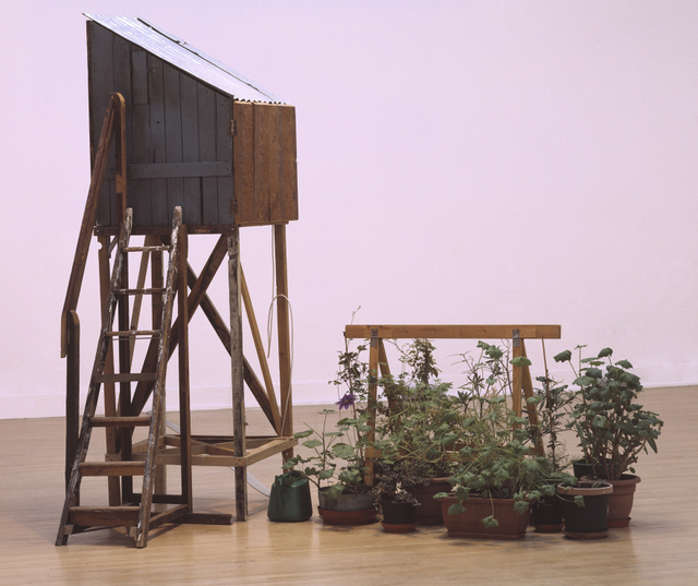 The Perfect Place to Grow, Tracey Emin, 2001, Mixed media, © Tate, London 2012, Courtesy Tracey Emin