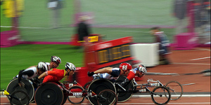 London To Host 2017 IPC Athletics World Championships
