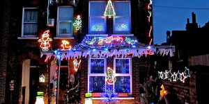 In Pictures: Superb Christmas Decorations In South London