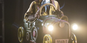 Dance Review: The Wind In The Willows @ Linbury Studio Theatre