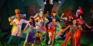 Theatre Review: Seussical the Musical @ Arts Theatre