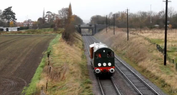Video: Testing A 19th-Century Tube Carriage