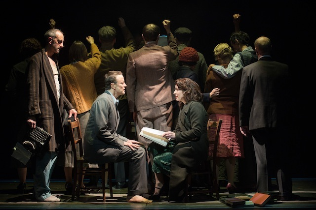 Theatre Review: The Master And Margarita @ Barbican