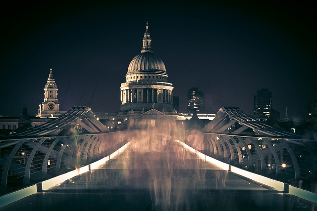 Ghosts of St Paul's