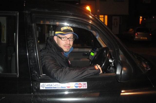 Ask A Black Cab Driver: The Swedish Cabbie