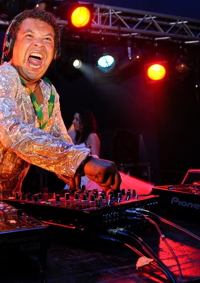 Christmas: The Craig Charles Funk and Soul Boat Party