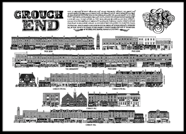 Crouch End £45