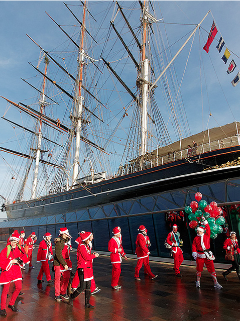 At Cutty Sark by CDL Creative