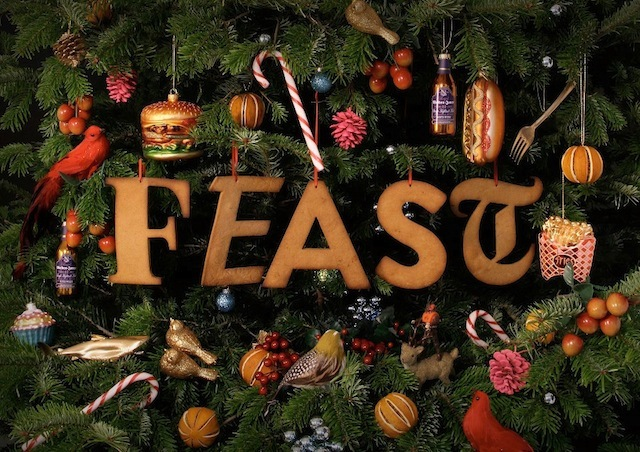 Preview: FEAST Festive Food Fayre