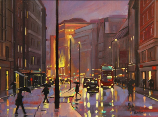 Art Preview: London, Rain or Shine @ Whitewall Gallery