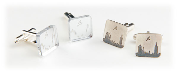 Houses of Parliament Cufflinks