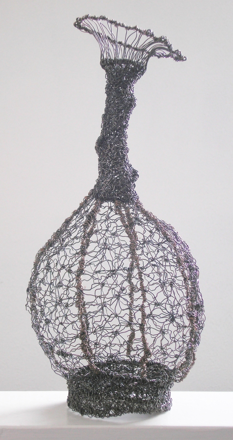 Jackie Palmer, Vessel. Image courtesy Nancy Victor.