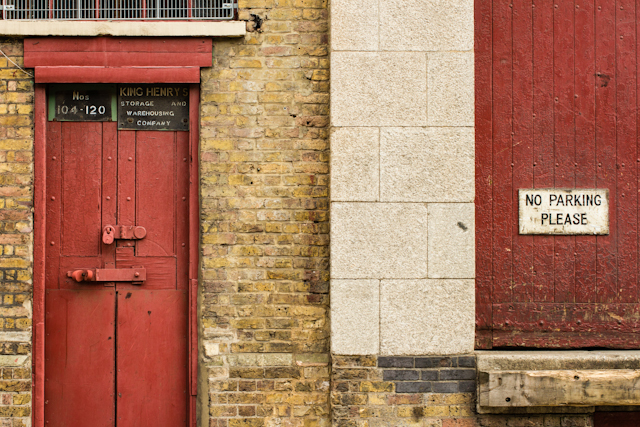 Warehouses of Wapping