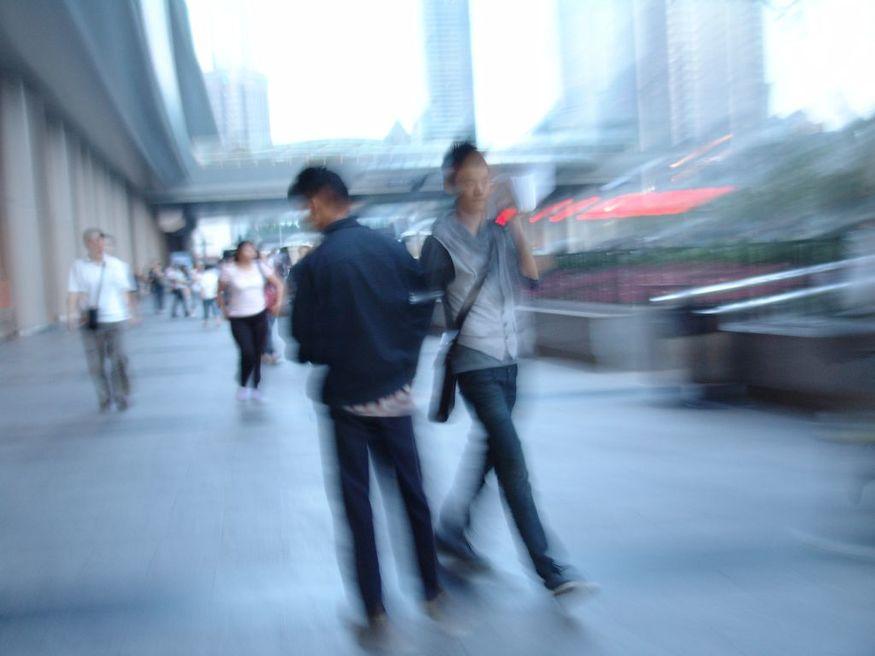 Alda Terraciano, Streets of Shanghai. Image courtesy of the artist.