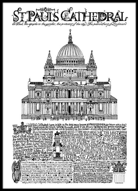 St Paul's Cathedral £45