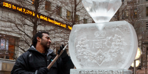 Preview: London Ice Sculpting Festival