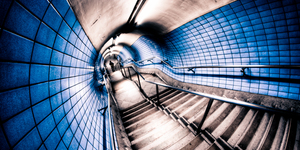 Londonist Underground: Stairs And Escalators