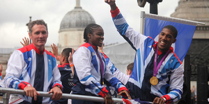 The Sun Backs Sports Legacy Campaign: What's In It For London?